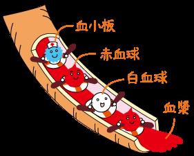 血液イキイキ!